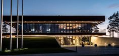 LED Linear > Projects > Golfclub Pärnu, Estland