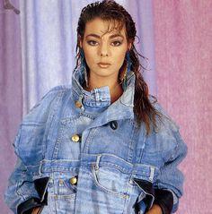 Picture of Sandra Cretu German Pop, Fashion Trade Shows, Pop Rock Music, Bonnie Tyler, Star Wars, Pop Singers, People Of The World, Beautiful Actresses, Denim