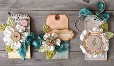 Spring Tags with Cari Fennell  Live Class  Tuesday, February 7th at 5:00pm PT/ 8:00pm ET