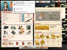 Screen shots form the Free Multiplayer Mafia game http://www.gamesplayzone.com/multiplayer-/goodgame-mafia.html
