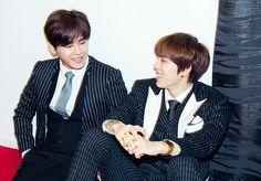 Infinite ~ Hoya and Dongwoo
