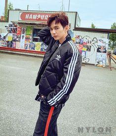 Yoo Seung Ho Nylon Magazine Interview: 120 Hours in Helsinki Yoo Seung Ho, Korean Men, Korean Actors, Korean Idols, Korean Dramas, Kdrama, Robot, Oppa Gangnam Style, Arang And The Magistrate