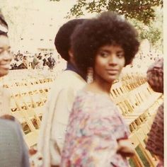 Phylicia Rashad on her graduation day from Howard University in 1970. She graduated magna cum laude with a Bachelor's Degree of Fine Arts in 1970. She was initiated into Alpha Kappa Alpha Sorority, Inc. through Alpha Chapter in 1968.