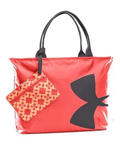 Under Armour Women's Big Logo Tote Bag, After Burn, One Size - READ MORE @: http://www.passion-4fashion.com/handbags/under-armour-womens-big-logo-tote-bag-after-burn-one-size/