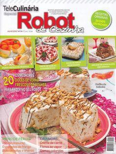 TeleCulinária Robot de Cozinha Nº 54 - Julho 2012