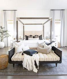 Saguaro Place Proj — The LifeStyled Company Master Bedroom Design, Home Bedroom, Modern Bedroom, Bedroom Furniture, Home Furniture, Bedroom Decor, Bedroom Office, Bedrooms, Master Room