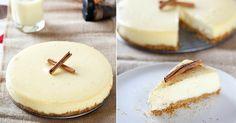 Skvělý vánoční dezert, který překvapí. Zkuste cheesecake s jemnou příchutí vaječného koňaku, vytvoří tu správnou vánoční atmosféru. Ingredience Krusta 1 hrnek rozdrcených sušenek 2 lžíce krupicového cukru 3 lžíce másla, rozpuštěného Cheesecake 720 g krémového sýra 1 hrnek krupicového cukru 3 lžíce hladké mouky 2 vejce ¾ hrnku vaječného koňaku ½ lžíce rumového extraktu/ rumu ...