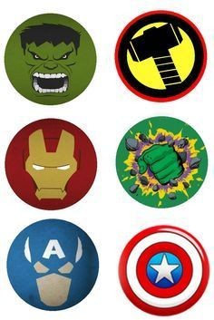 make your own superhero symbol daisy Hulk Birthday Parties, Superhero Birthday Party, 4th Birthday, Avenger Party, Hulk Party, Avengers Birthday, Fathers Day Crafts, Partys, Superman