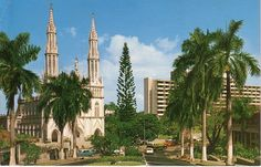 Ciudad de Panamá... Los años 60 - SkyscraperCity