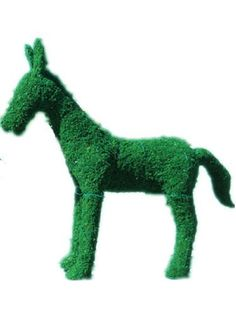 Standing Horse 39 inches high 40 inches long w Moss Topiary Frame  Handmade Animal Decoration -- You can find out more details at the link of the image. (This is an affiliate link and I receive a commission for the sales)