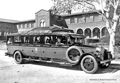 1920s White motor transit co. bus 1