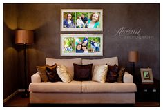 Tell a Story with your Family Photos | Akemi Photography    #MemoriesOnDisplay #PhotoGallery #PhotoWall