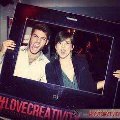 #NiteOfWork #LOVECREATIVITY #FaceOfFacebook #AIAHII #musicDrink&art #naples #event #instagram #instaphoto #photoOfDay