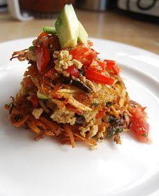 Kirsten's Kitchen: of vegan creations: Weekend vegan breakfast