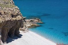 Playa de los Muertos. Cabo de Gata. Spain.