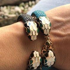 Bvlgari Serpenti, Bracelet Watch, Watches, Bracelets, Accessories, Fashion, Moda, Wristwatches, Fashion Styles