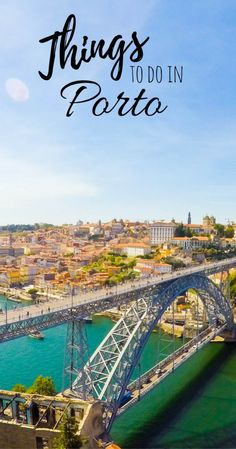 Free things to do in Porto, Portugal. From the best free views in the city to the best restaurants recommended by locals. Go further and explore #Porto. #Portugal