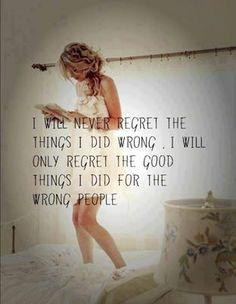 Good deeds gone wrong...