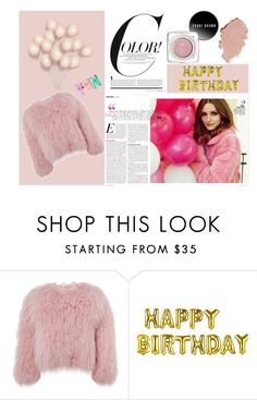 """Birthday"" by kistajermonika on Polyvore featuring Charlotte Simone and Kate Spade"