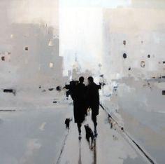 Geoffrey Johnson's paintings | Portachi