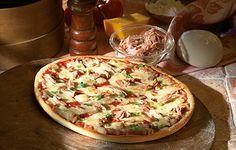 Nestlé Wagner Pizza Original Steinofen Thunfisch