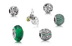 Stunning new charms from the Autumn 2013 Collection. #PANDORA #PANDORAcharm
