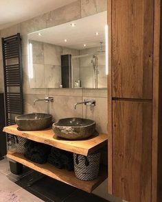 Ideas For Bathroom Shower Storage Ideas Sinks Restaurant Bad, Restaurant Bathroom, Bathroom Colors, Small Bathroom, Master Bathroom, Bathroom Ideas, Bathroom Furniture, Bad Inspiration, Bathroom Inspiration