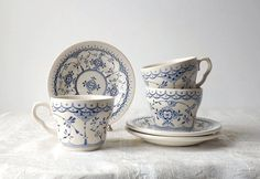Hey, I found this really awesome Etsy listing at https://www.etsy.com/listing/190853344/3-coffee-or-tea-cups-saucers-blue-and