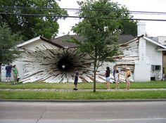 artist house exteriors