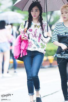 SNSD- Tiffany&Taeyeon