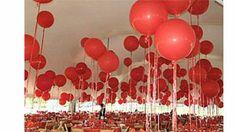 1000 images about decoraciones con globos on pinterest sons - Decoraciones para san valentin ...