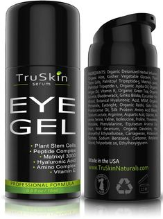 Price: $15.48  AWAKEN TIRED & PUFFY EYES - Lightweight gel formulation glides on smoothly for an instant cool and refreshing feel. UNIQUE COMBINATION EYE TREATMENT - Designed to address every single eye area concern possible including dark circles, eye bags, puffy eyes, wrinkles, under eye sagging, puffiness, loss of firmness, crows feet, fine lines, loss of tone and resilience.
