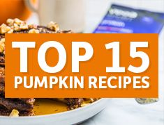 """If you rally around the call of """"All the Pumpkin Things!"""" then do we have the list for you. Everyone's favorite fall squash, eaten 15 different ways."""