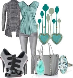 """""""Love this color"""" by leelee107 ❤ liked on Polyvore"""