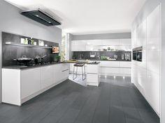 Home Kitchens, Modern Kitchens, Kitchen Island, Oven, Architecture Design,  Sweet Home