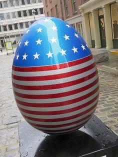 Big Egg- American Edition !