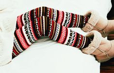i luv Aztec designs! And ugg boots!