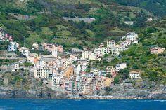 UNESCO World Heritage Site #136: Portovenere, Cinque Terre, and the Islands