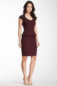 Peplum Dress by Rachel Roy on @HauteLook