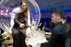 Now this is service! Bellagio is the best venue to host any event!  #venue #weddingvenue #party #fun #love #service #modern #awesome #wedding #beautiful