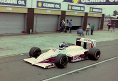 Derek Warwick, Arrows A10B / Megatron BMW Turbo M12/13 1.5L 4t, Heini Mader Racing Components, tyre test, 1988.