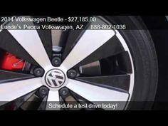 2014 Volkswagen Beetle R-Line PZEV for sale in Peoria, AZ | Phoenix Volk...