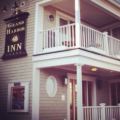 the grand harbor inn - camden, maine. so quaint!