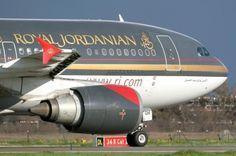Pasajeros de Royal Jordanian podrán llevar ordenadores en vuelos a EEUU