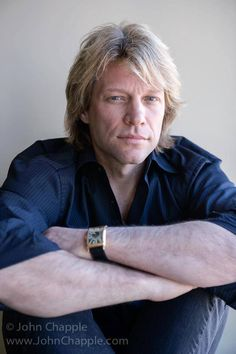 Jon Bon Jovi. He will be smokin hot forever