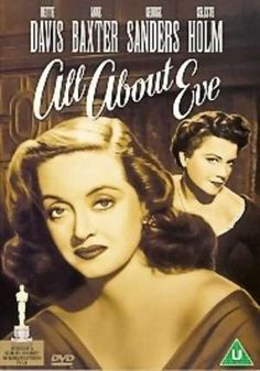 """Fasten your seatbelts.  It's going to b e bumpy night.""  Bette Davis as Margo Channing in All About Eve, 1950"