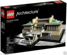 LEGO® Architecture 21030 Das Kapitol NEU NEW OVP MISB