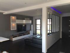 Changement du meuble TV ! - Construction de notre première maison à Beuvry les Béthune par Artisan Batisseur Noeux les Mines par windju sur ForumConstruire.com