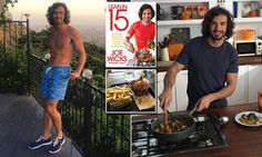 Joe Wicks, 30, who is known as The Body Coach, has just launched his wildly successful healthy eating and lifestyle book Lean in 15 in the US.