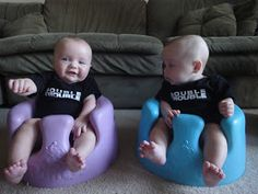 """6-month old twins """"must-haves"""""""